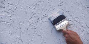 стена окраска