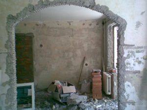 стена арка