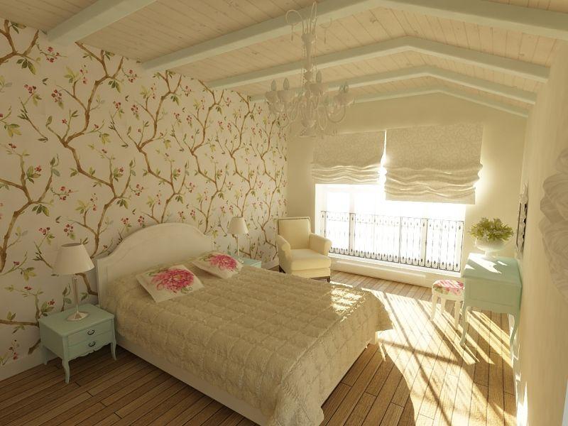 комната стены