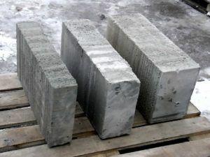 Марки пенобетонных блоков