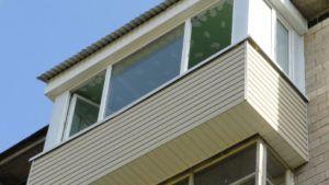 балкон перегородка