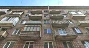 Состояние дома и балконной конструкции