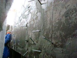 инъецирование стен
