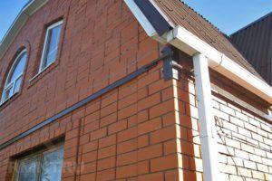 укрепление фасада
