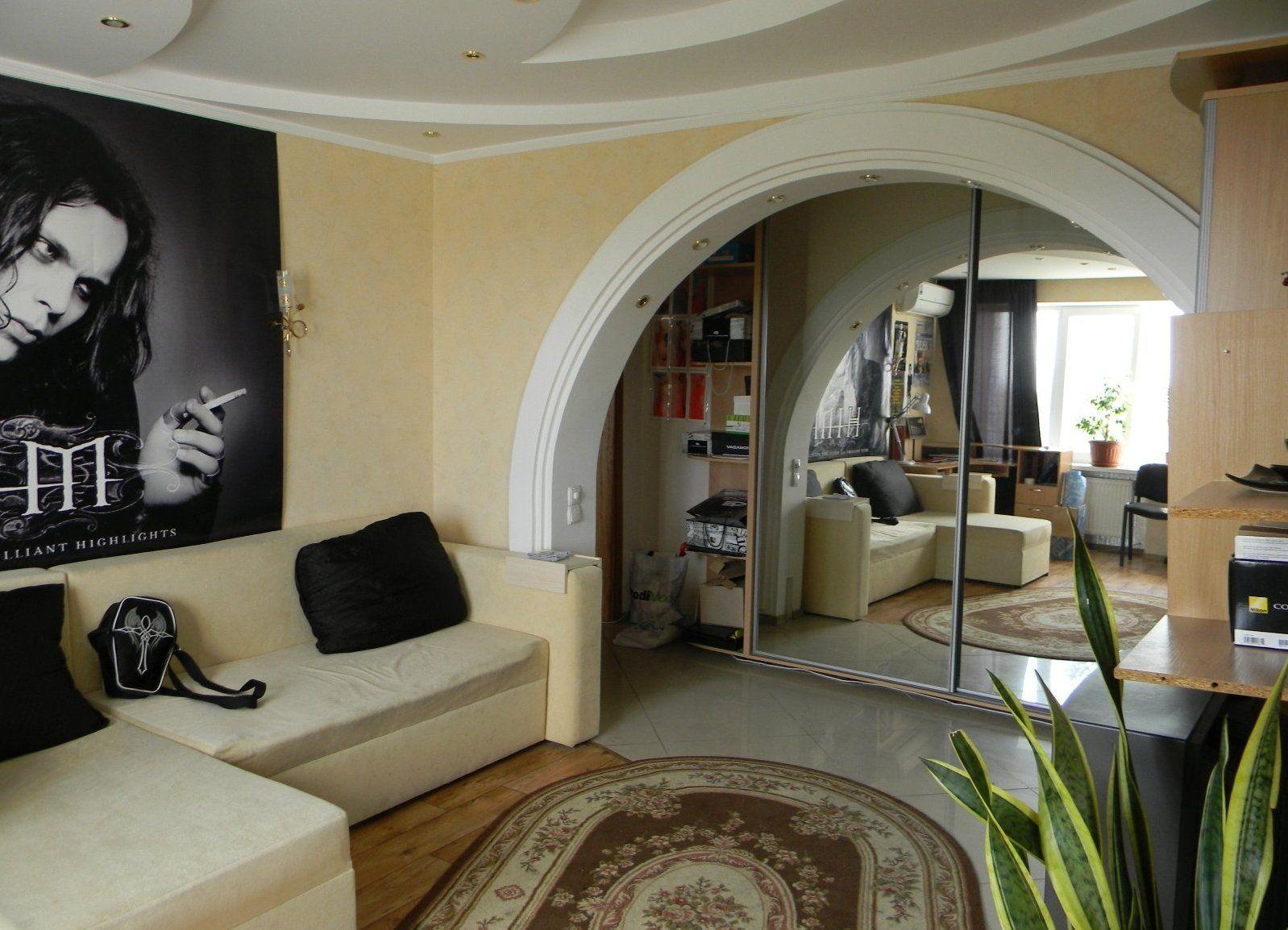 арка стена