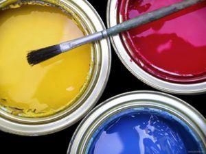 Выбор настенной краски