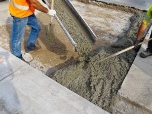 бетон марки М-200