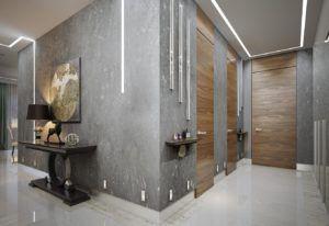 бетон отделка