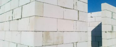 стены возведение