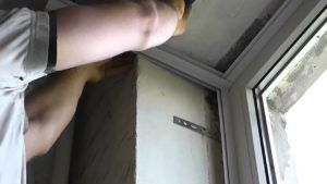 обрешетка окно
