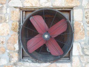Неэффективная работа вентиляционных систем