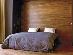 шпонированные деревянные обои