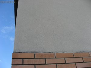 стена штукатурка