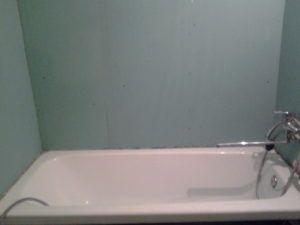 ванная стена