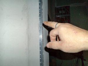 стена угол