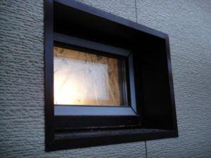 металл окно