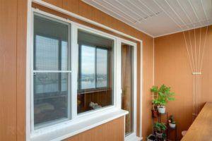 панели балкон