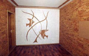 стена отделка угол