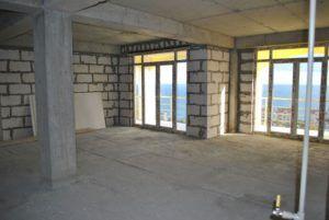 поверхность стен