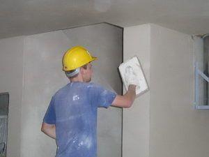 Подготовка стен к оштукатуриванию