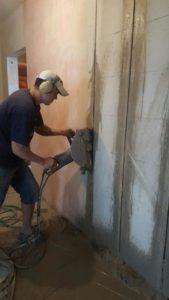 Как сделать проем в несущей кирпичной стене