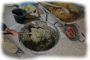цементно-песчаный