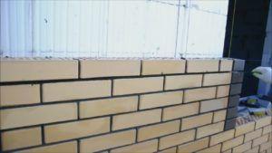 швы стена