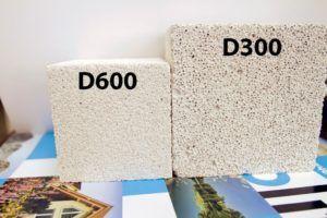блоки плотность