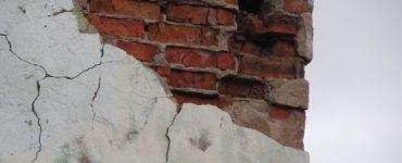 Ремонт швов кирпичной кладки