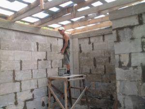 для несущих стен