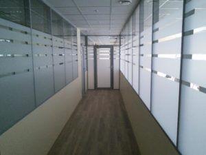 коридор офис
