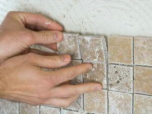 мозаика квадратики