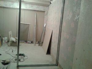 стена перегородить