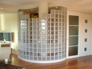 стены стекло