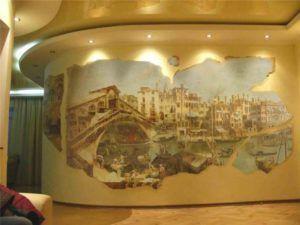 Виды фресок