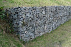 Виды подпорных стен