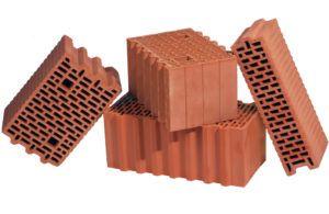 Виды строительной керамики