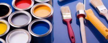 Выбор краски для стеклообоев