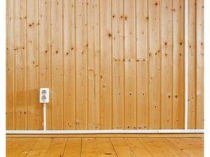 Выравнивание стен в деревянном доме