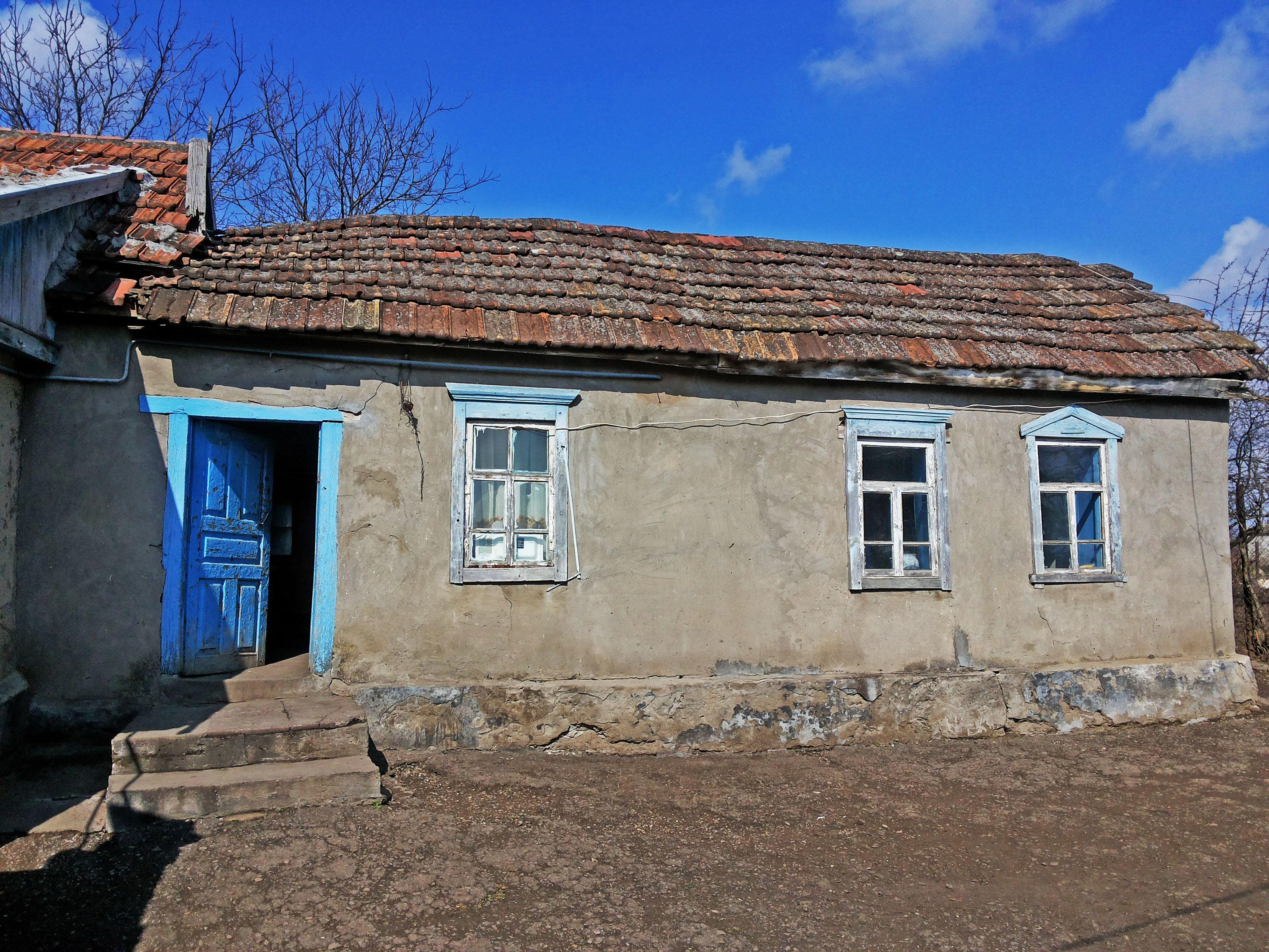 дом глина