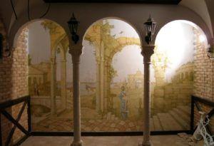 галерея арки