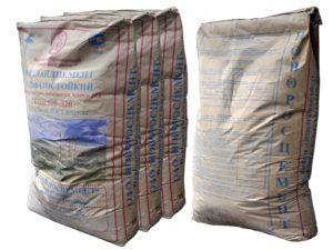 цемент мешки