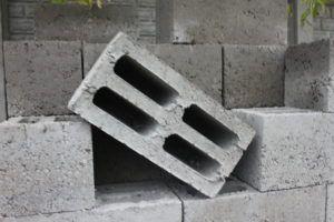 блоки стена