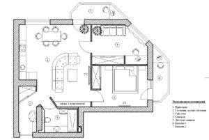 копию плана квартиры