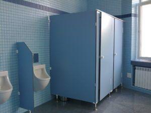 дсп в туалете