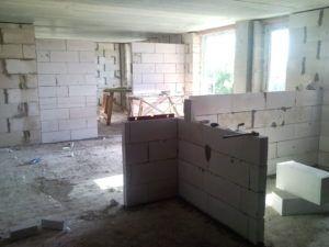 стенка блоки