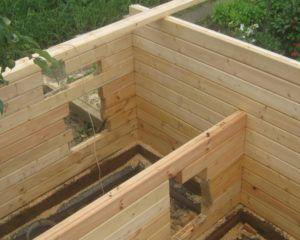 деревянные перегородки