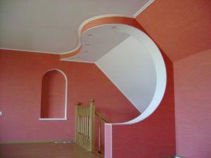 покрасить гипсокартонные стены