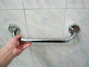 ручка в ванную