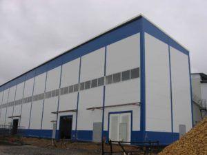 здание панели